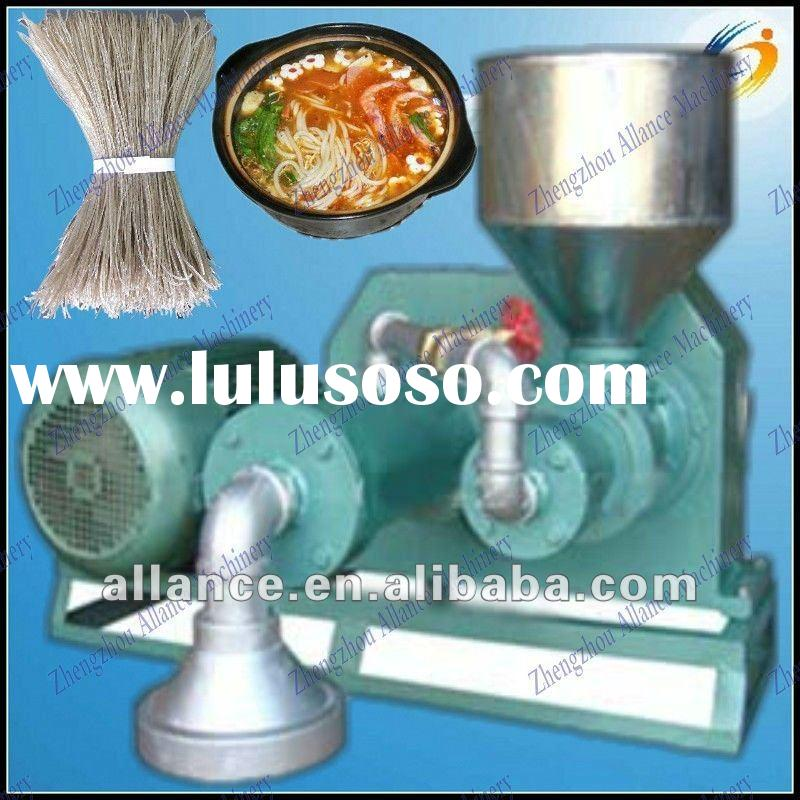 0086-15836573007/ 2012 newest automatic instant rice noodle making machine