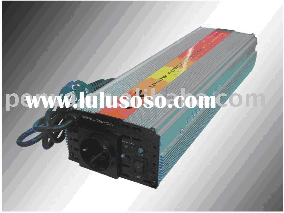 1000W -3000W INVERTER WITH CHARGER, 75W-10KW INVERTER