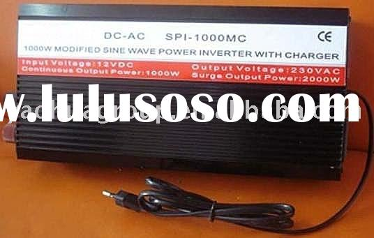 1000W Modified Sine Wave Power Inverter With Charger