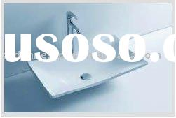 100% Acrylic Solid Surface Wash Basin and Sinks CYSN1200-4