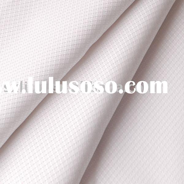 100% Cotton 80/2*80/2 ,150*90 yarn dyed jacquard mercerized shirting fabric(high quality for busines