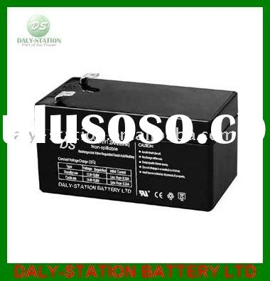 12v sealed lead acid battery with AGM technology