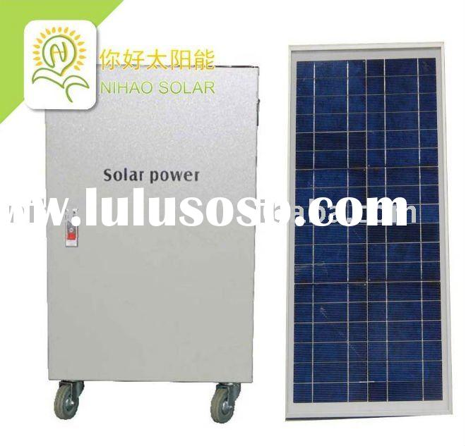1500W Solar Power System PV Off-grid Generator (With Panel)