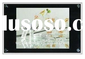 19-Inch LCD Monitor SD/CF/USB Memory Card Media Player for Advertising