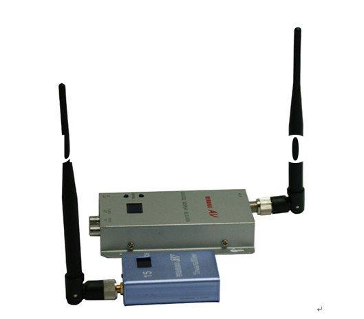 1.2G wireless AV ,wireless video transmitter and receiver