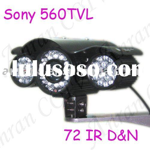 "1/3"" Sony 560TVL CCD IR Waterproof Outdoor Color CCTV Security Camera"
