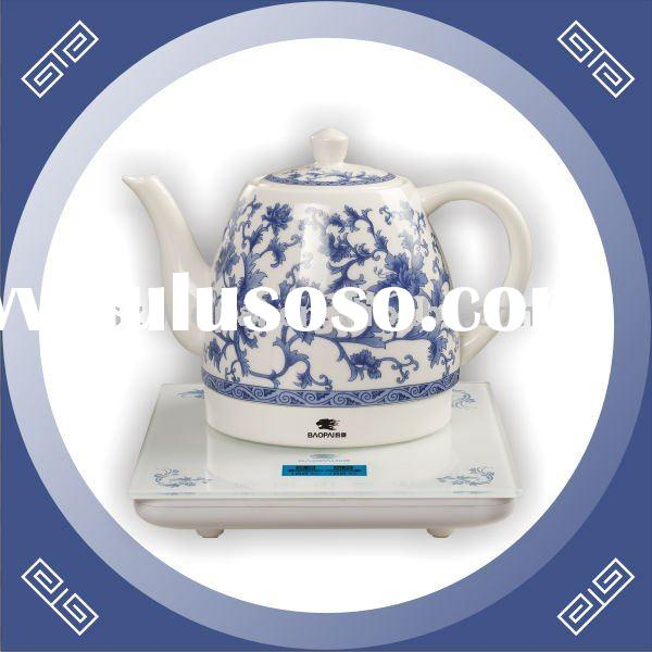 1.5L digital ceramic electric kettle milk boiler