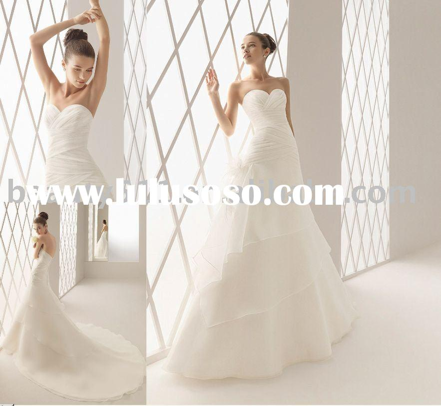 2010 noble airecollection wedding dress bridal dresses ball gown WDAH0230