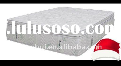 2011Healthy and Comfort Bamboo Mattress with Latex and Memory Foam 8840#