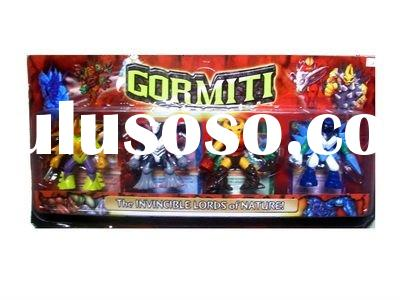 2011 Hot Sell Gormiti ,wholesale ,shipped by EMS(52%) KAT69550