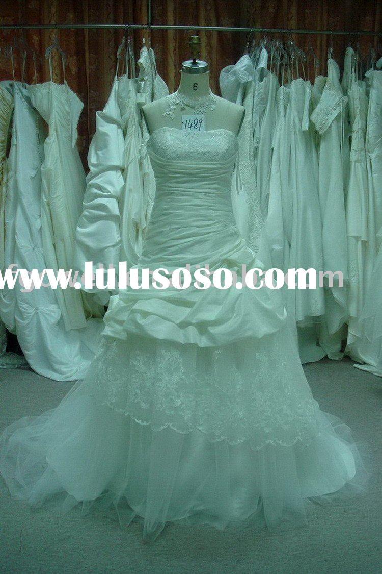 2011 NEW bridal gown
