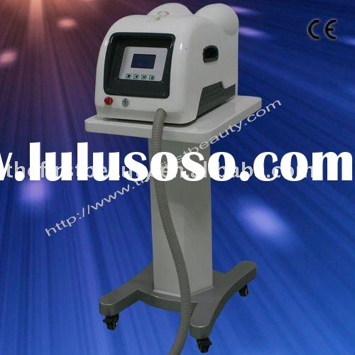 2011 Newest Q switch nd yag laser tattoo removal machine, eyebrow pigments & age spots removal