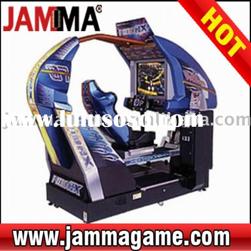 2011 hotest and most popular coin operated machine F-Zero DX