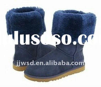 2011 new design men's and women's boots/winter boots shoes/snow boots/footwear