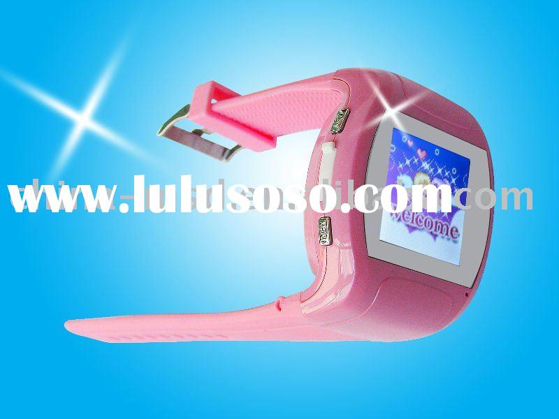 2011 new fashion best selling cell phone watch MQ007
