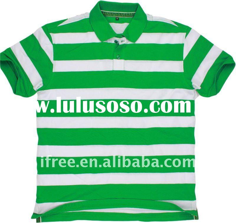 2011 new fashion style brand polo t shirts