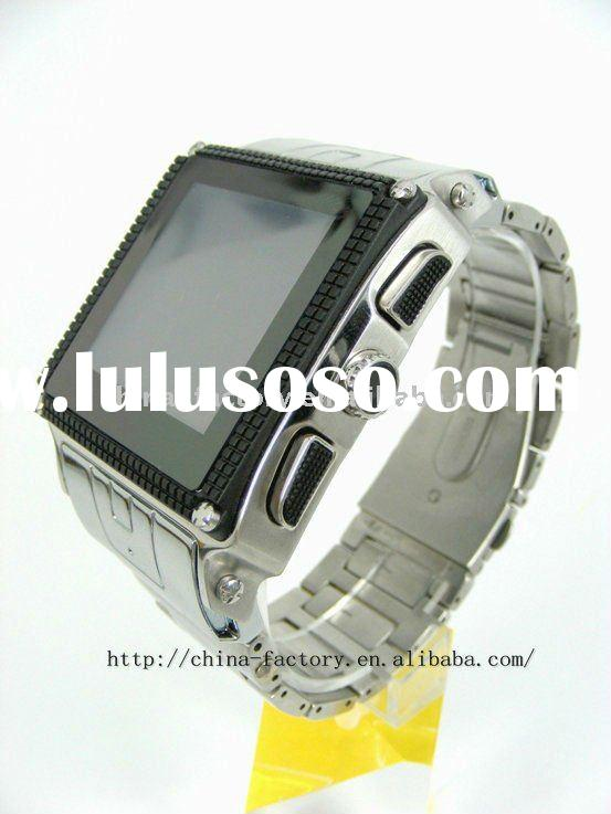 2011 touch screen mobile phone watch to girlfriend