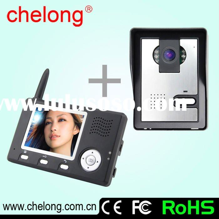2012 Building Access Control Video Door Phone