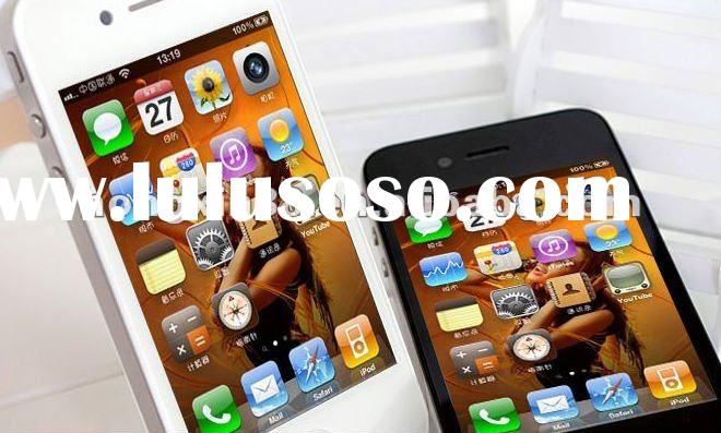 2012 hot selling high quality Dual sim card dual standby smart phone with WIFI,GPS navigation....