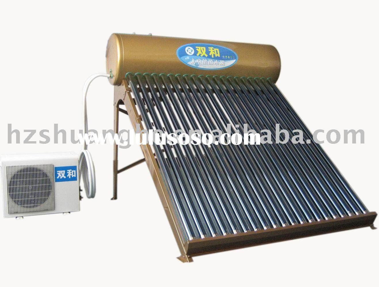2012 new style evacuated tube solar water heater india