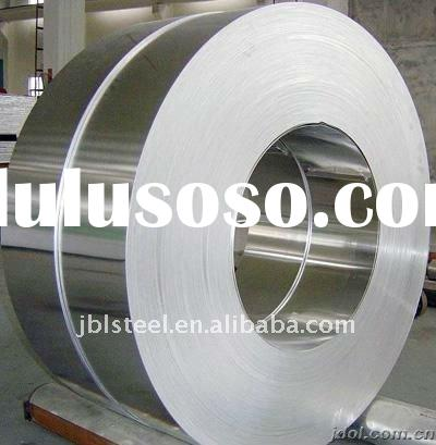 201 BA cold rolled stainless steel coil