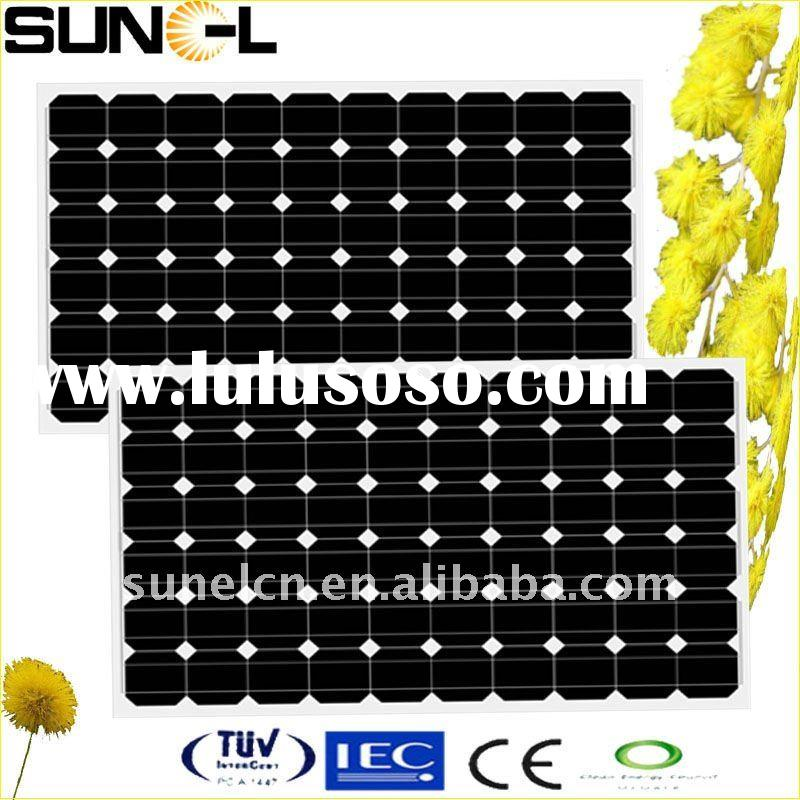 230w Mono Crystalline Silicon Solar Panel Module With Low Price