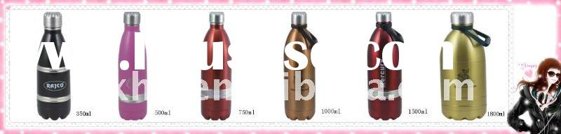 260ml/350ml/500ml new stainless steel vacuum flasks
