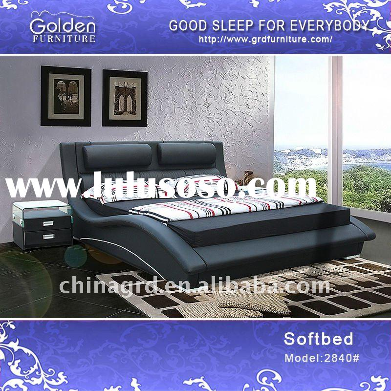 2840#Contemporary european style bedroom set
