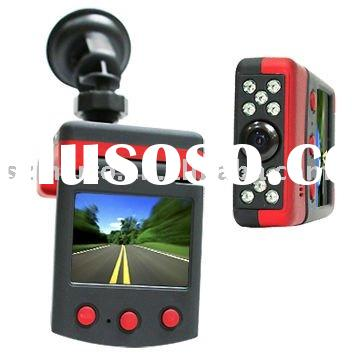 2,4 inch TFT screen hd 720 car camera video recorder with motion detection function