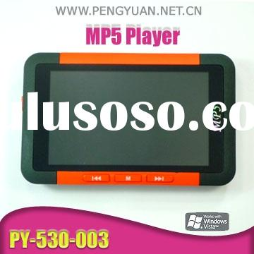 2.8inch MP4, 1.3MP cam, with micro sd card slot, MP5 player, PY-530-003