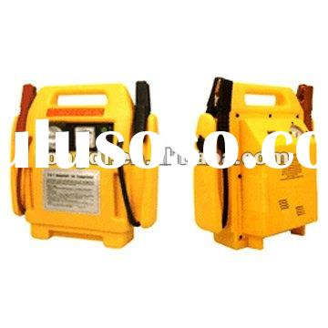 2 In 1 Jump Start with Air Compressor