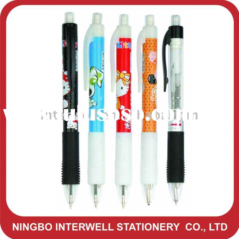 3 IN 1Ball Pen(ball pen &mechanical pencil)