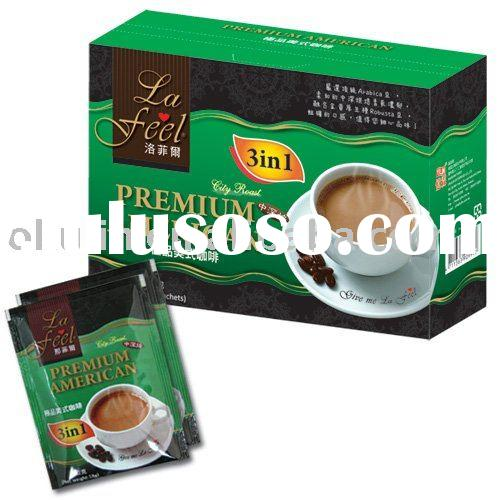 3 in 1 Instant Coffee powder mix