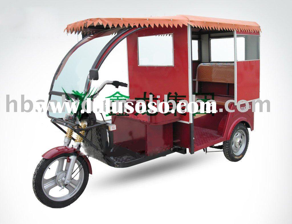 3 wheel motorcycle car/electric tricycle/passenger tricycle scooter