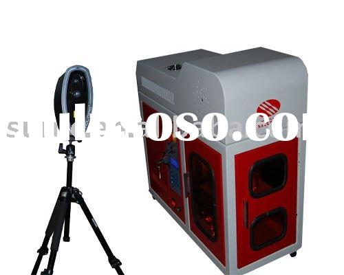 3d laser crystal engraving machine with high precision