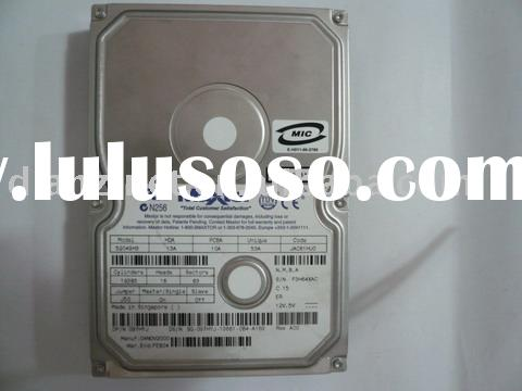 40GB 7200rpm ATA/IDE laptop Hard drive