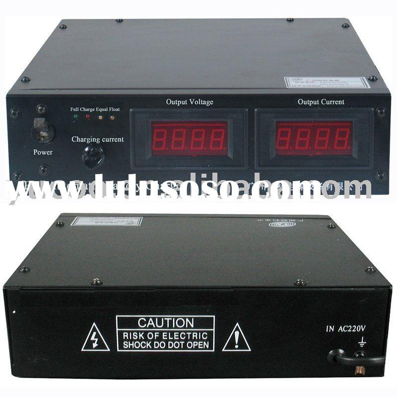 48VDC 20A Full Automatic Battery Charger