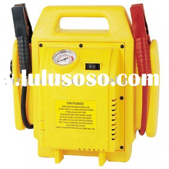 4 IN 1 jump start with air compressor 12v 17ah