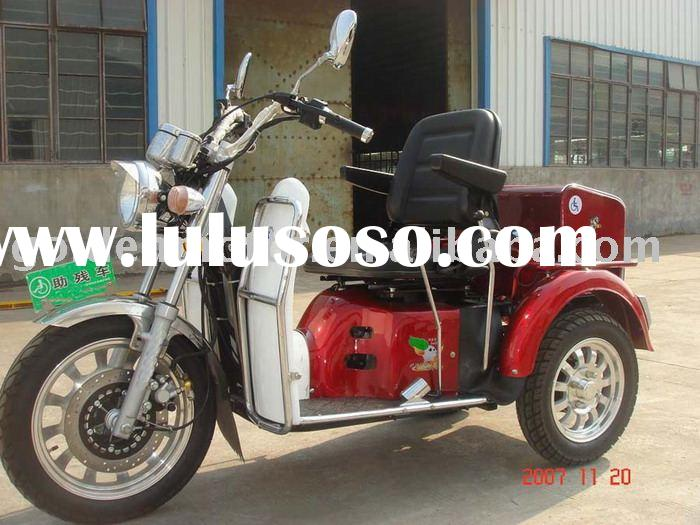 50cc eec tricycle Motorcycle,scooter,three wheel scooter/moped,handicapped scooter,motorcycle,motorb