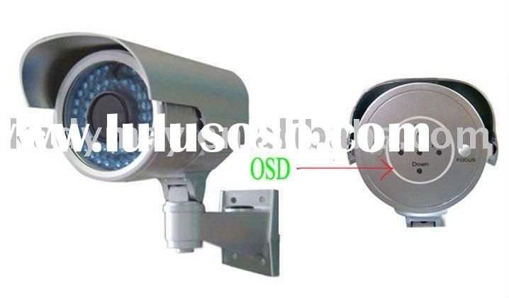 600tvl SONY CCD IR Waterproof Camera CCTV System