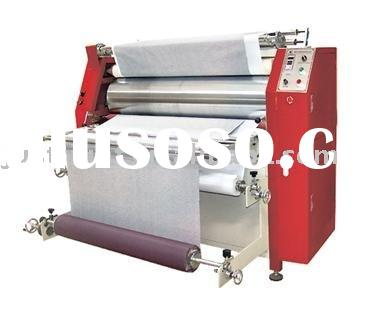 "60"" CE certificate roller large format sublimation hot press transfer machine for t-shirt"