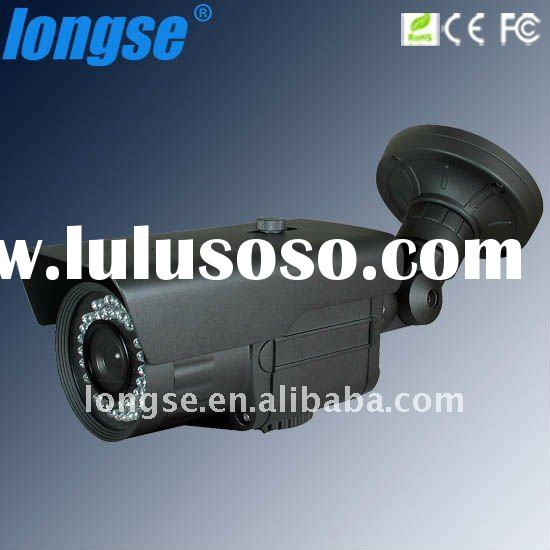 700TVL Effio-E Weatherproof IR Camera with Varifocal Lens-CCTV equipment