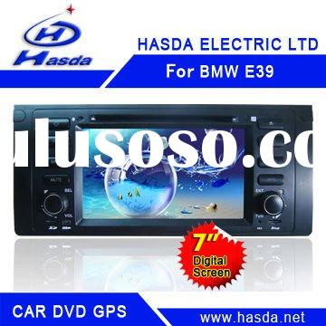 """7"""" Automobile DVD GPS for E39 with Radio/Mp3,Mp4 player/iPod/bluetooth supported/ Canbus"""
