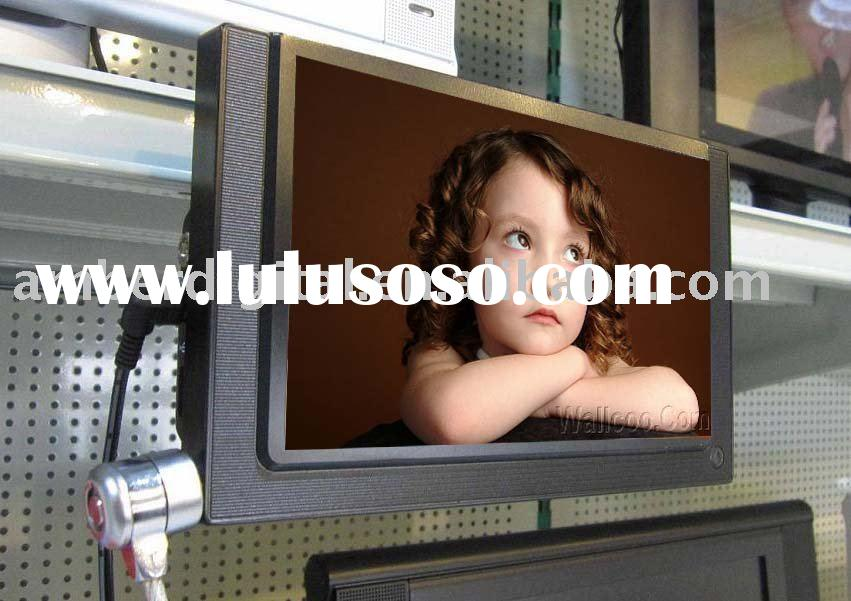 """7"""" POP POS video monitor for advertising"""