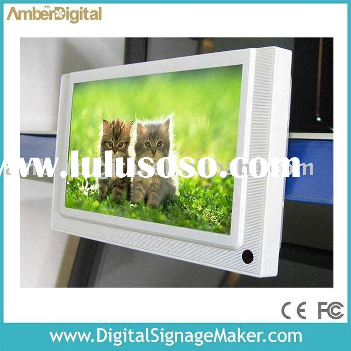 "7"" Retail store Shelf edge LCD Advertising Player/ LCD Video Display"