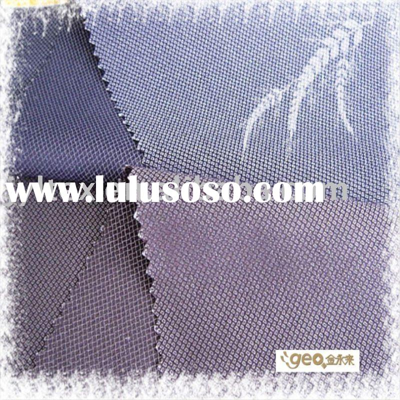 80% polyester and 20% rayon fabric for men's suit