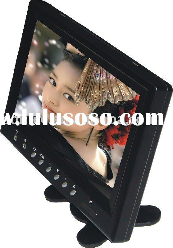 "9"" TFT LCD 12v battery Monitor with TV and Speaker"