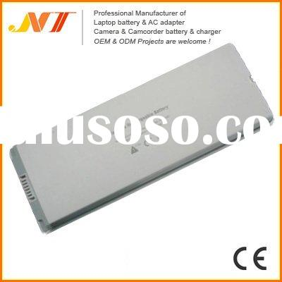 A1185 rechargeable notebook Battery For Apple Macbook A1181