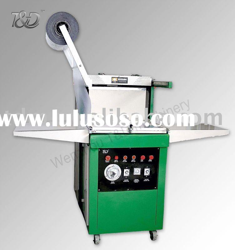 ASP-5539 constant temperature heating system skin packaging machine
