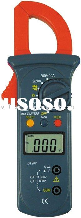 Low Amp Probe Clamp : Low amp clamp meter manufacturers in